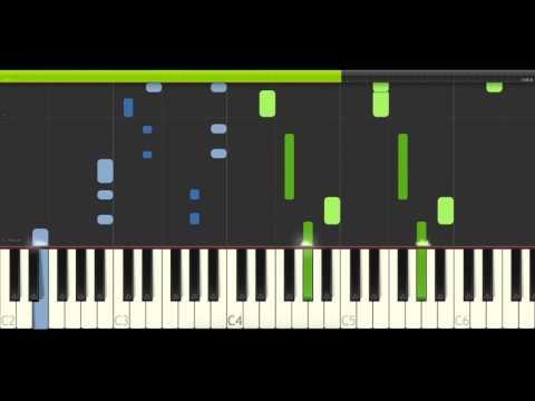 OneRepublic Rich Love Seeb Piano Midi tutorial Sheet app Cover Karaoke