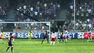 Champions League 2012/2013 - 19/09/2012 - FC Barcelona - Spartak Moscow : 2-0 (Highlights)