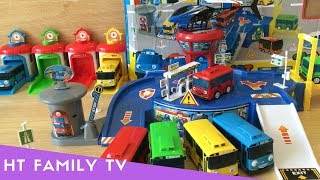 Wheels On The Tayo Bus Real Life ♥️Play with Packing Tayo Bus♥️Nursery Rhymes 4 Kids  ♥️HT BabyTV ✔︎