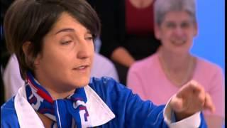 Florence Foresti & Lilian Thuram - Michelle : Le foot de Lilian - On a tout essayé