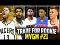 NBA2K16 Pacers MyGM #21 - TRADE FOR A STUD SOPHOMORE!!!!