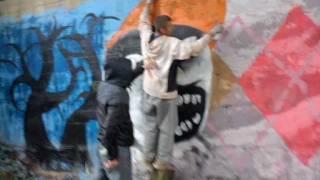 POLAND GRAFFITI ACTION