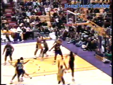 Nick Van Crossover on Damon Stoudamire