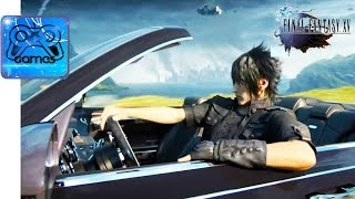 Final Fantasy XV - CG Трейлер «Omen» [RU]
