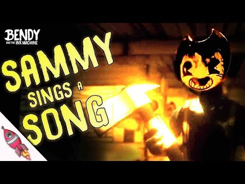 Bendy and the Ink Machine Song SAMMY SINGS A SONG| Sheep Sheep | Rockit Gaming