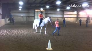Video: #ctrc horse show #coloradotherapeuticridingcenter