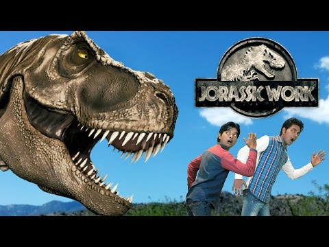 Jurassic World: Fallen Kingdom Spoof | Hindi Comedy Video |