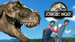 Jurassic World: Fallen Kingdom Spoof | Hindi Comedy Video | Pakau TV channel
