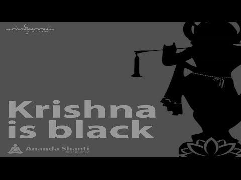 Ananda Shanti - Krishna is black [Full EP]