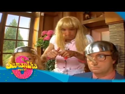 Les in dits du samedi samantha oups au g te youtube - Samantha oups sur le banc ...