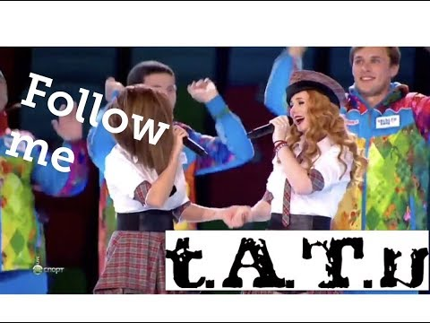 t.A.T.u. - Follow me✨ julia volkova