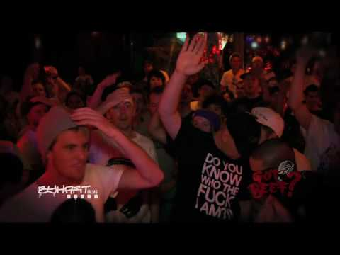GOT BEEF? - From The Ground Up - 360 & Justice vs Madness & TheSaurus