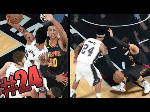 NBA 2k18 MyCAREER - Deadly Signature Snapback! Back to Back Ankle Breakers + Meanest Poster?  Ep. 24