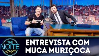 Entrevista com Muca Muriçoca| The noite (06/11/18)