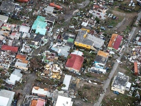Hurricane IRMA Destruction Saint Martin Island September 2017 Breaking News