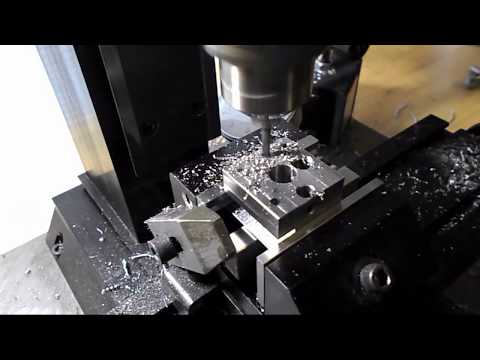 Watchmakers Lathe Carriage Part 5 : The Tool Post Complete