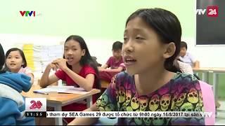 Việc tử tế: Lớp học tình thương  - Tin Tức VTV24