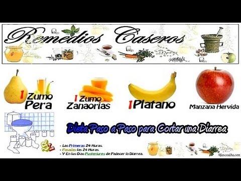 alimentos para gente con diarrea