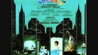 """Michele Lee sings """"Welcome to Holiday Inn"""" from the Broadway cast recording of """"Seesaw"""""""