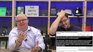 Facial Recognition Bans, Flaws, and Prediction. Google Updates – The White Hatter Show June 30, 2020