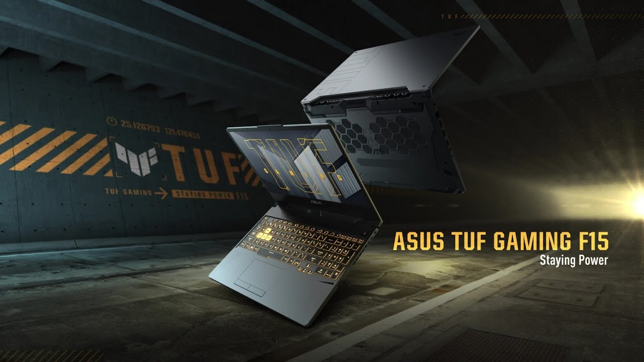 2021 ASUS TUF Gaming F15 - Staying Power | ASUS
