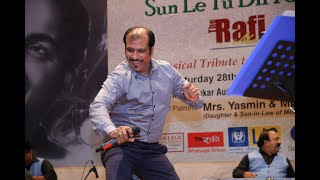 Mohabatt rang layegi - Zorawar Chhugani -RFMS July 2018