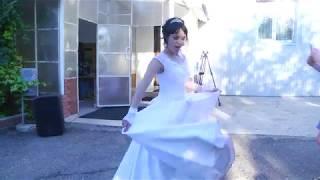 """Танец невесты   """"Вот она зажигает"""""""