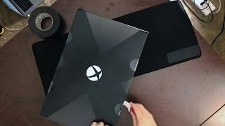 Xbox One X (Project Scorpio Edition) - Unboxing