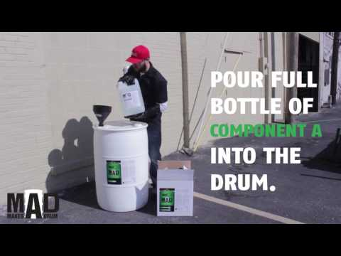 MAD Makes A Drum - Continental Research Corporation