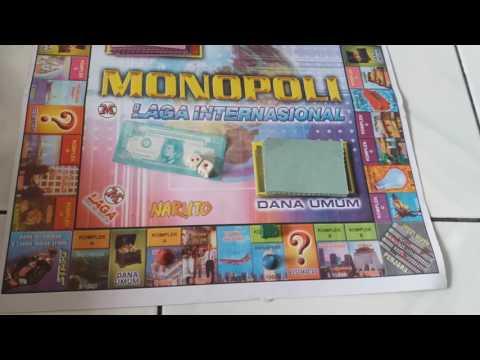 Cara Memainkan Monopoli