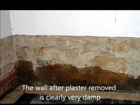 Rising Damp Causes and Cure