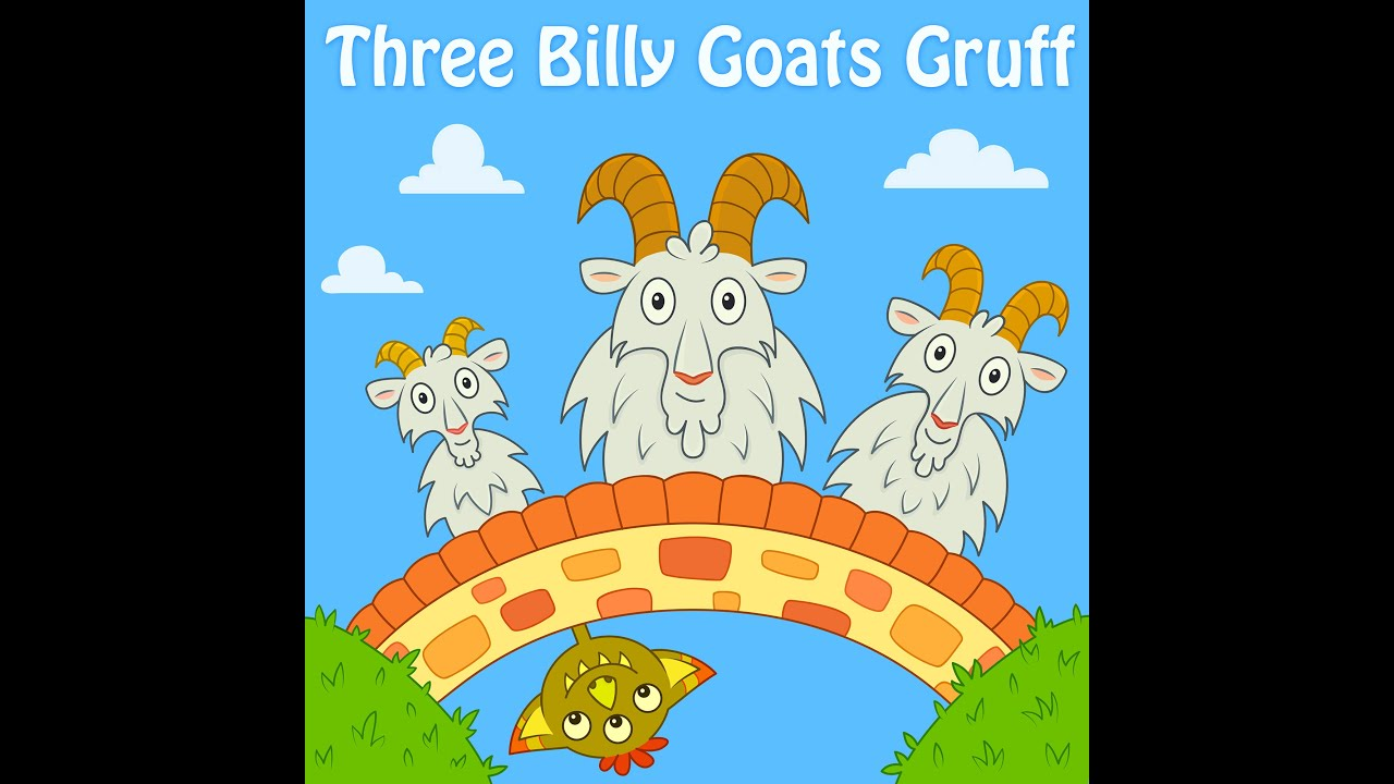Image result for three billy goats clip art