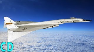 XB-70 Valkyrie - The Worlds Fastest Bomber