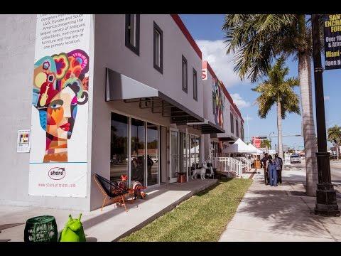 Antiques & Design Mall Art Fair 2016 - Opening Night