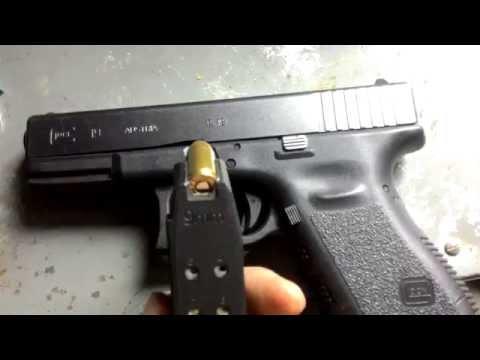 ปืน  Glock 19 gen 3  ปืนนิมของคนไทย review รีวิว ปืน กล๊อก19 เจน3