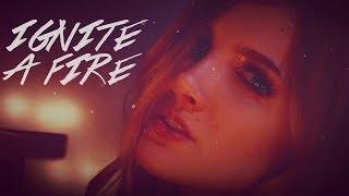 Halocene - Ignite a Fire - Lyric Music Video