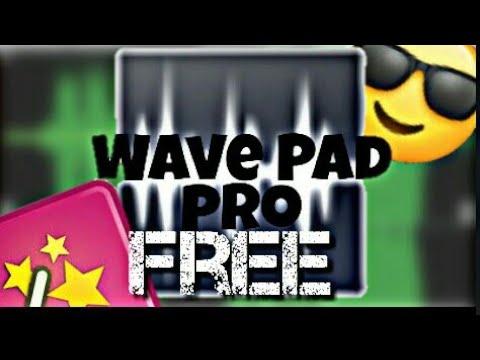 wavepad pro apk 2018