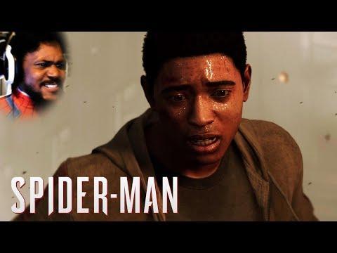 BLACK MAN PLAYS BLACK MAN IN SPIDER MAN | Spider-Man (Part 4)