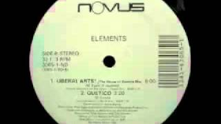 Elements - Liberal Arts (The House Of Kamins Mix)