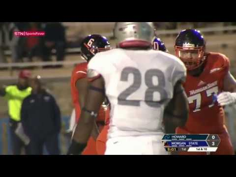 new style 07b1c 8cc1f 2018 MEAC Football: Howard University Bison vs Morgan State Bears