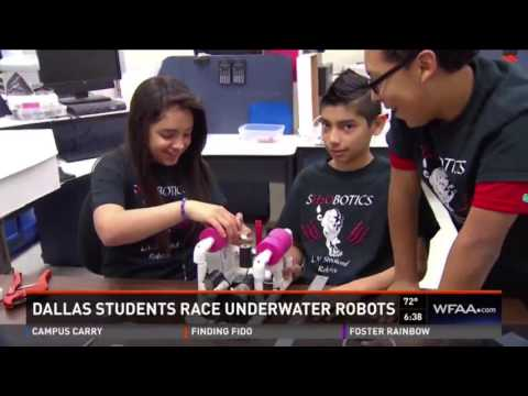 Stockard Underwater Robots News