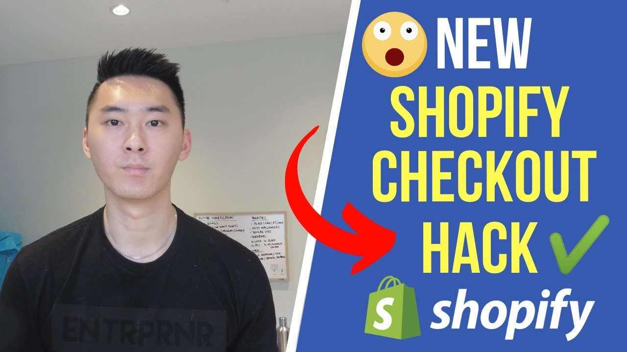 NEW 2019 ULTIMATE Shopify Checkout Hacks | Increase Your Conversion Rate in Minutes