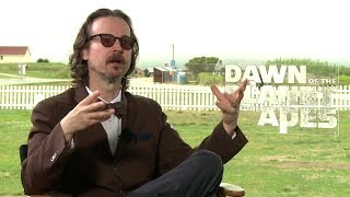 Matt Reeves Interview - Dawn Of The Planet Of The Apes (2014) JoBlo.com HD