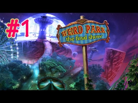 Weird Park 3: The Final Show Walkthrough   Part 1 thumbnail