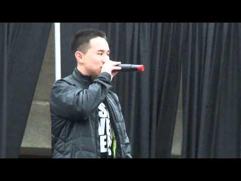 "[Jason Chen] ""唯一"" LIVE PERFORMANCE UW SEATTLE"