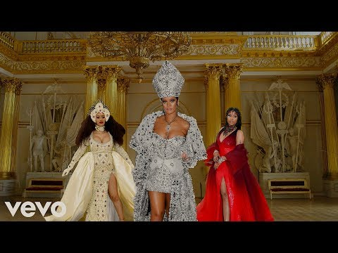 Cardi B – Girls Like You (feat. Rihanna, Nicki Minaj) [Mashup]