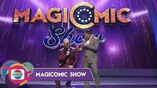 "Deddy Corbuzier ""Lucunya Pandji tidak ada Gunanya!!"" | Magicomic Show"