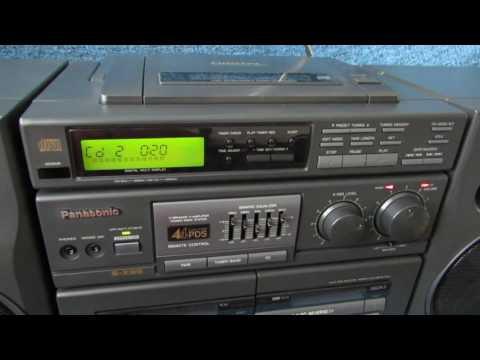 Panasonic RX-DT680 (Тюнер и СД)