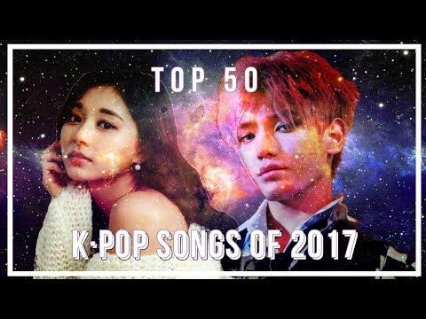 MY TOP 50 FAVORITE K-POP SONGS OF