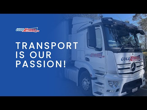 Cold Xpress -  Transport is our Passion!